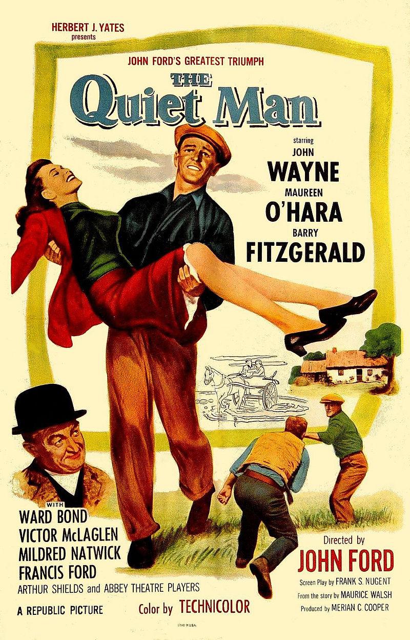 Quiet Man Poster